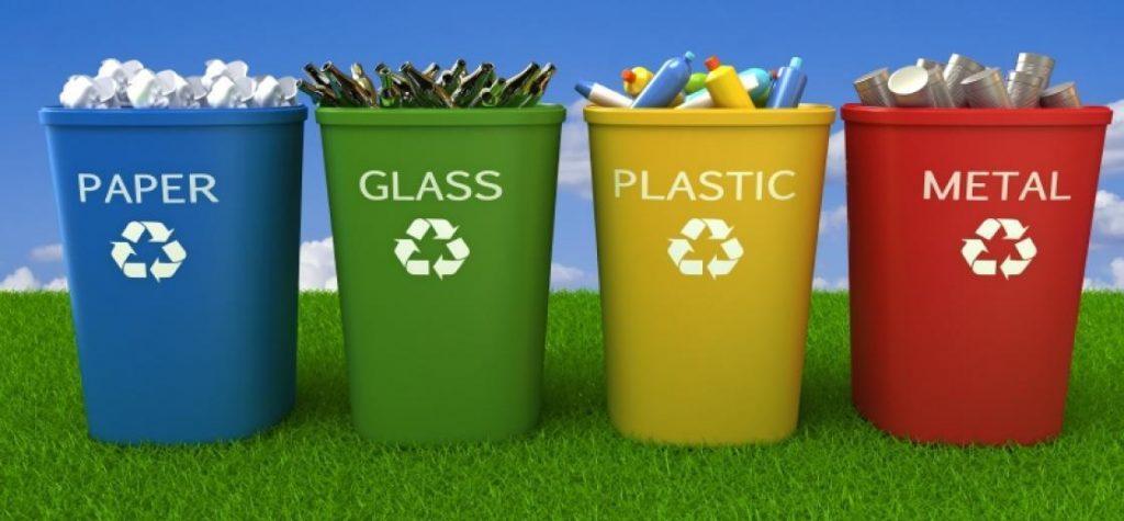 Reciclaje en Colegio